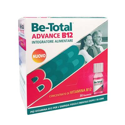 Be-Total Advance B12 30fl