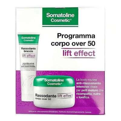 Somatoline programma corpo over 50 lift effect