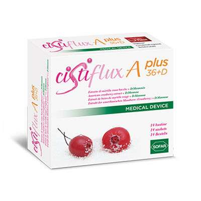 Cistiflux A plus 36+D 14 bustine