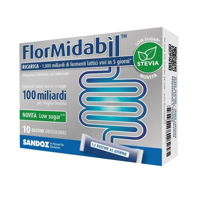FlorMidabil Ricarica 10 bst