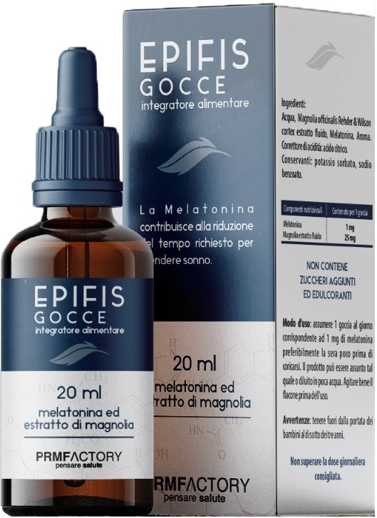 EPIFIS GOCCE 20ML