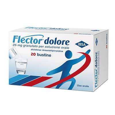 FLECTOR DOLORE*GRAT 20BUST25MG