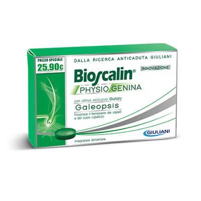 Bioscalin Physio Genina galeopsis compresse