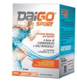 DAIGO SPORT 10 BUSTE 200G