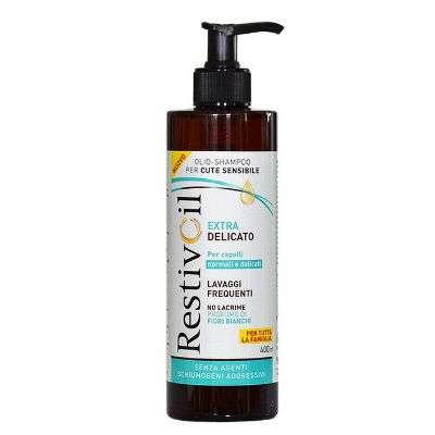 Restivoil Olio shampoo 400 ml Extra delicato