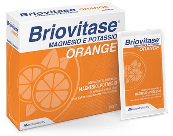 BRIOVITASE ORANGE 30BUST