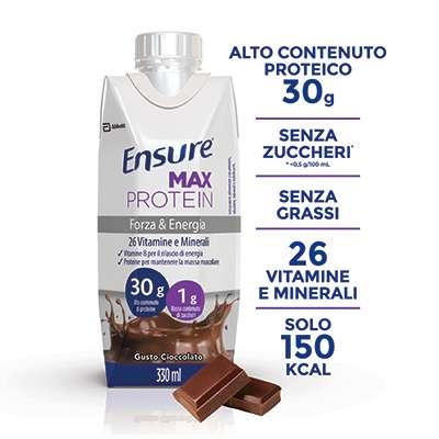 Ensure Max protein cioccolato