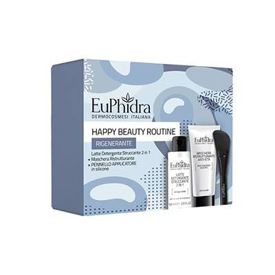 Euphidra cofanetto Happy Beauty Routine