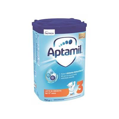 Aptamil 3/4 polvere 750g e 800g