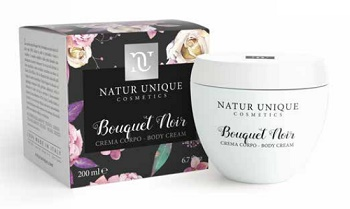 NATUR UNIQUE CREMA CORPO BOUQUET NOIR 200ML