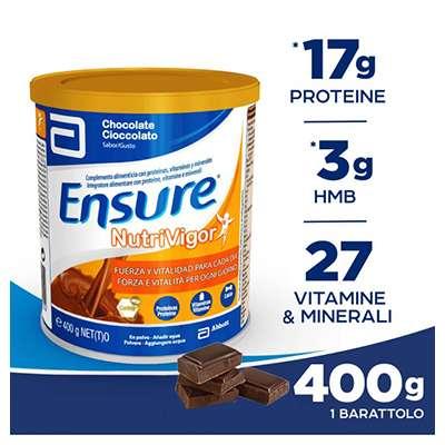 Ensure Nutrivigor cioccolato/vaniglia