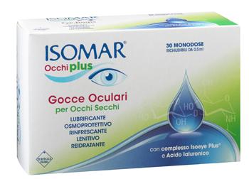 ISOMAR OCCHIPLUS AI 0,25% MONO