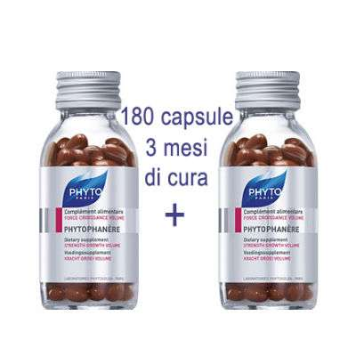 Phytophanere fortificante unghie e capelli 180cps