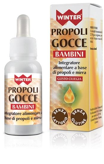 WINTER PROPOLI GTT BB 30ML