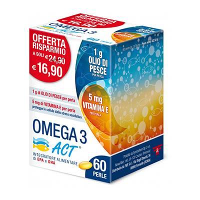 Omega3 Act 60perle