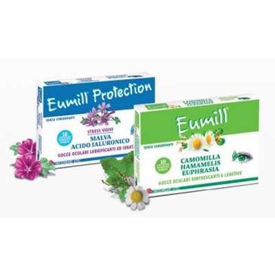 Eumill e Eumill protection 10fl monodose