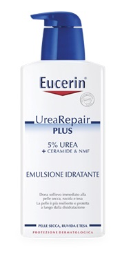 EUCERIN 5% UREA REPAIR EMULSIONE IDRATANTE 400ML