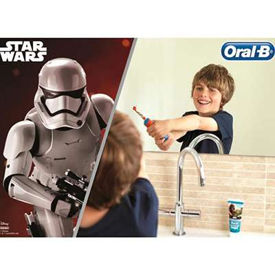 ORALB KID STAR WARS