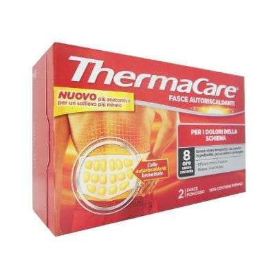 THERMACARE SCHIENA 2 FASCE