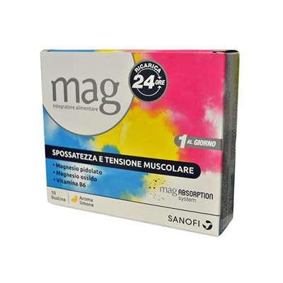 Mag Ricarica 1+1