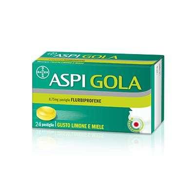 Aspi Gola 24 pastiglie