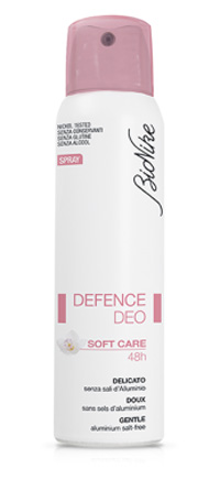 BIONIKE DEFENCE DEO SOFT CARE SPRAY DELICATO 48H 150ML