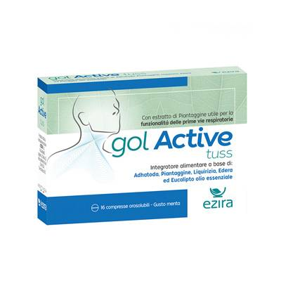 GolActive TUSS 16cpr