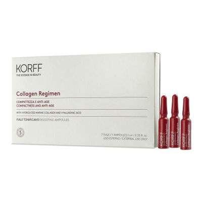 Korff Collagen regimen fiale
