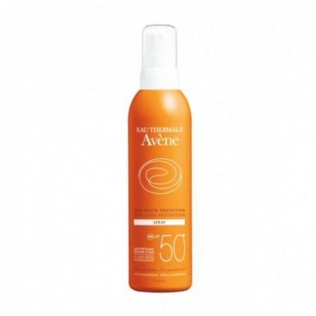 AVENE SOL SPRAY SPF50+ 200ML