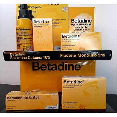 Betadine disinfettante