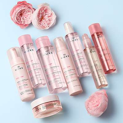 NUXE VERY ROSE SCONTO 20%