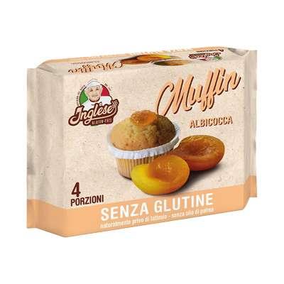 Inglese Muffin all'Albicocca