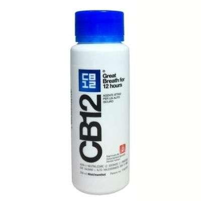CB12 trattamento alitosi