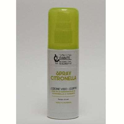 Spray citronella
