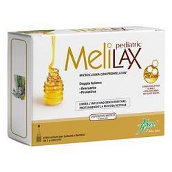 MELILAX PEDIATRIC 6MICROCLISMI