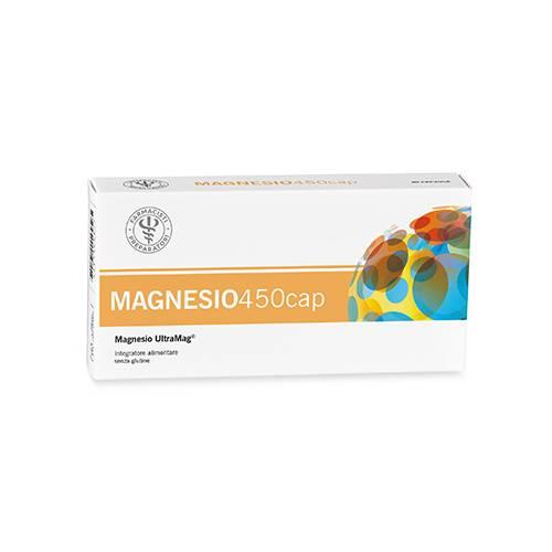 LFP MAGNESIO 450CAP 30CPS