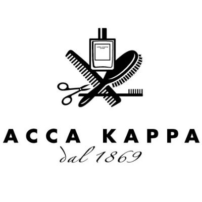ACCA KAPPA SPAZZOLA SHOWER BRUSH R/G