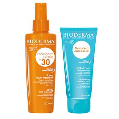 PHOTODERM BRONZE 30+DOPOSOLE