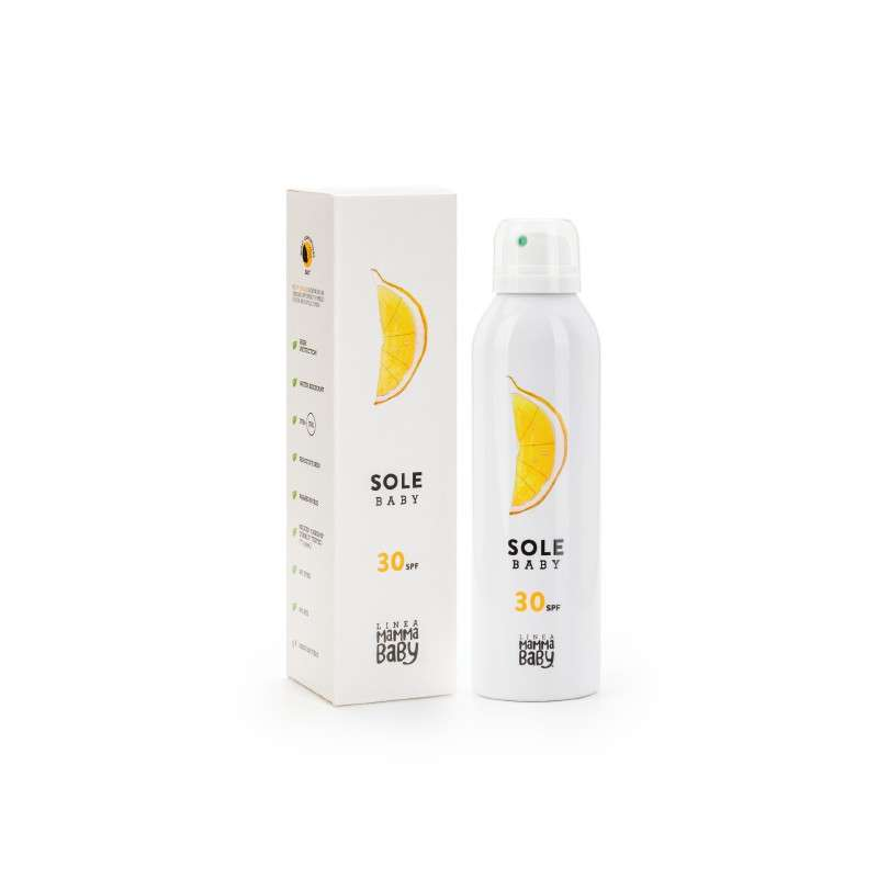 MAMMABABY SOLE BABY SPF30