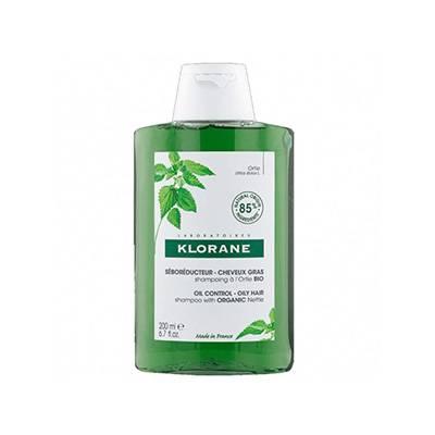 Klorane Shampoo Capelli grassi 200ml
