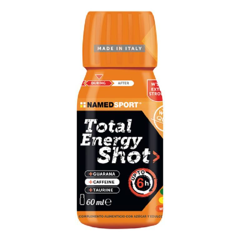 TOTAL ENERGY SHOT ORANGE 60ml