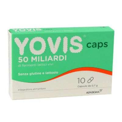 Yovis Caps - 10cps