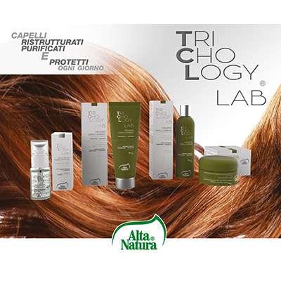 Alta Natura capelli - linea
