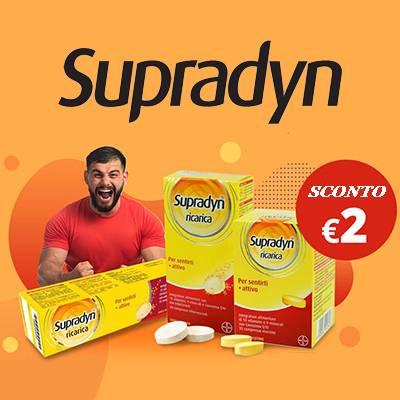 SUPRADYN SCONTO €2
