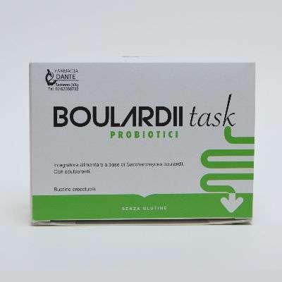 Boulardii task probiotici