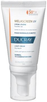 DUCRAY MELASCREEN UV CREMA SOLARE LEGGERA SPF50+ 40ML
