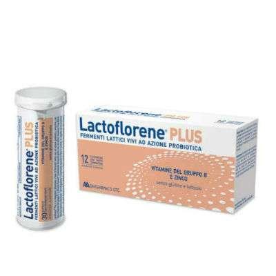 Lactoflorene plus 30capsule / 12flaconi