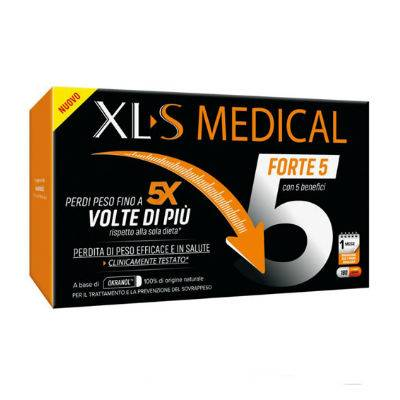 XLS MEDICAL FORTE5 180CPS