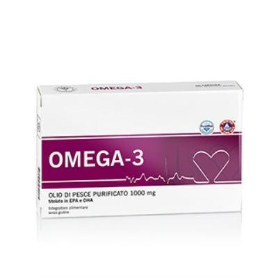 OMEGA3 ( 2 PEZZI )