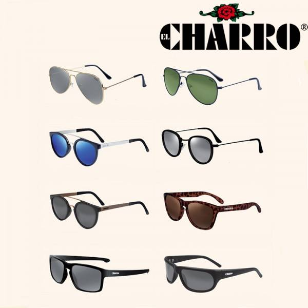 Charro occhiali da sole con lenti protettive